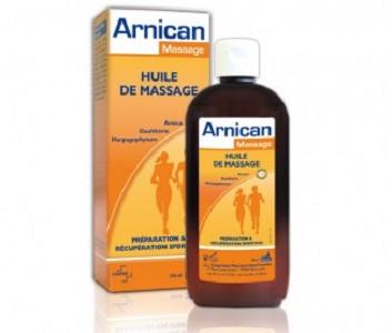 arnica-massage
